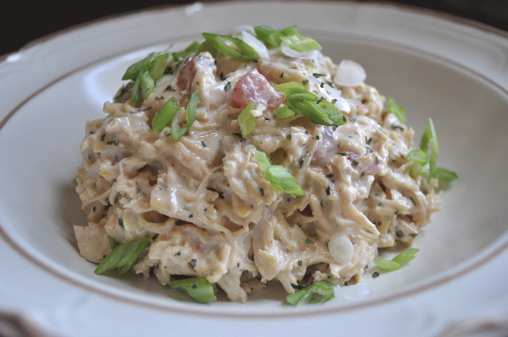 Healthy and tasty Chicken Salad