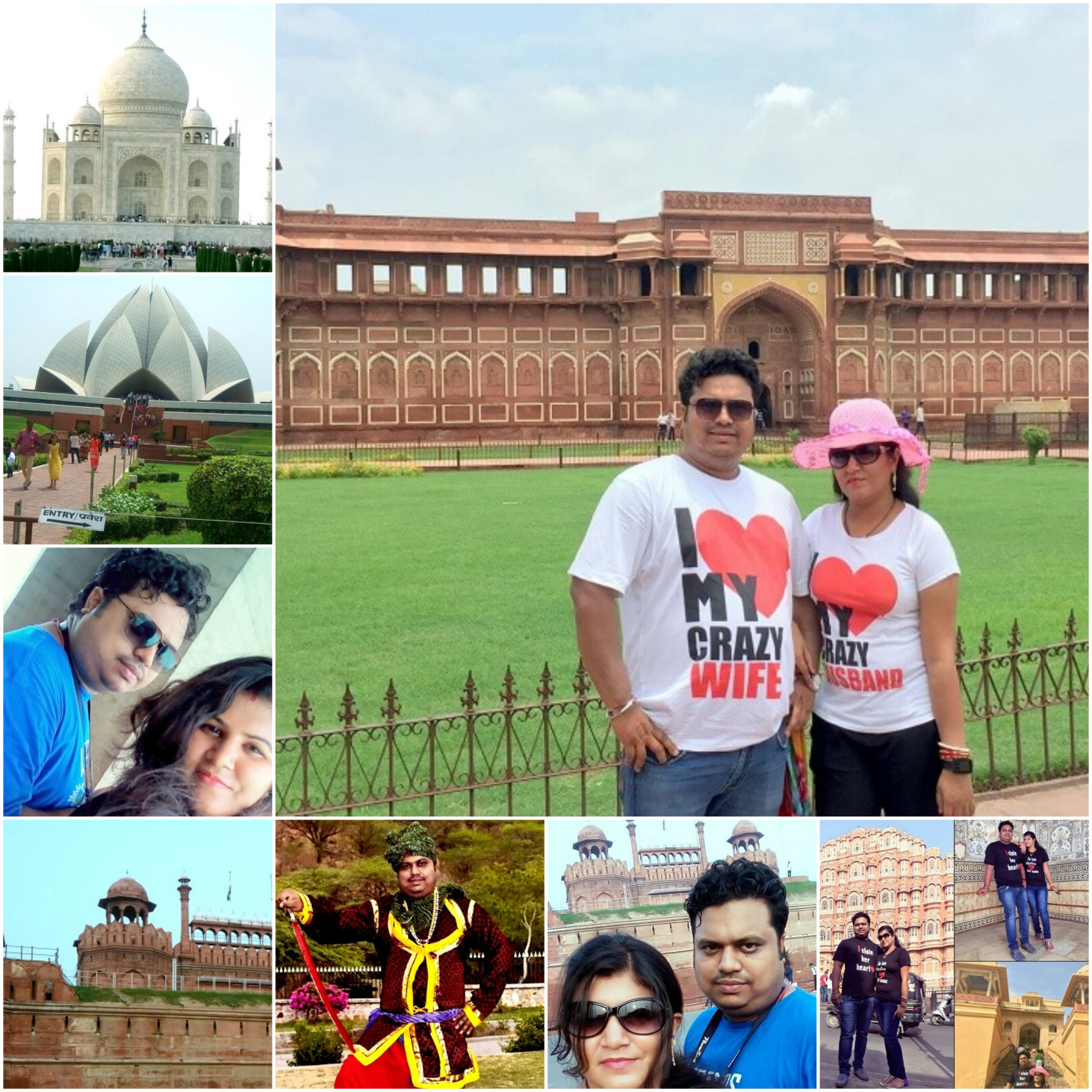 Golden Triangle Trip : An Unforgettable Honeymoon In The Urban Paradise